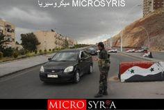 الشرطة العسكرية الروسية تباشر تطبيق إجراءات خفض التوتر شمال حمص