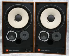 JBL 4311 Speakers. Got 2 sets of these bad boys and they still rock.