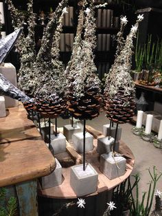 Do you want strange decorations? So much for everyone . Legendary Do you want strange decorations? So much for everyone . Christmas Love, All Things Christmas, Christmas Holidays, Christmas Wreaths, Christmas Decorations, Christmas Ornaments, Holiday Decor, Pine Cone Decorations, Outdoor Decorations