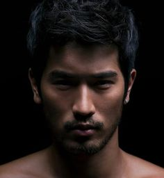 "thebigblackwolfe: "" photojoe: "" Godfrey Gao "" this man look like he know how to make the pussy squirt. Asian Male Model, Male Models, Taiwan, Godfrey Gao, Hot Asian Men, Asian Guys, Scruffy Men, Beard No Mustache, Fine Men"
