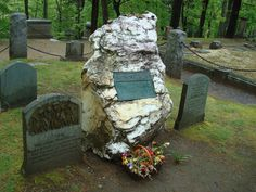 ralph waldo emerson's grave | Flickr - Photo Sharing!