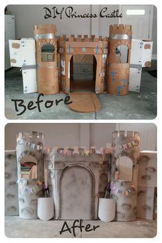 Princess Castle DIY