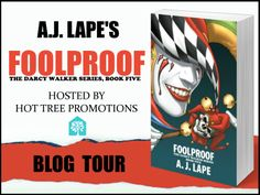 A.J. Lapes Top Ten author of FoolProof