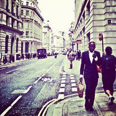 Princes Street The City London