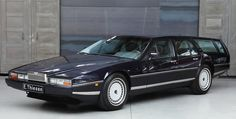 1990 Aston Martin Lagonda shooting brake