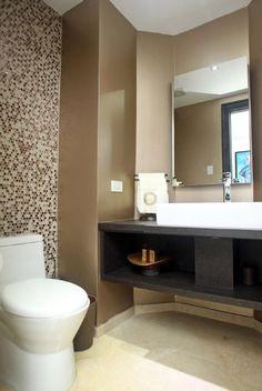 Mueble para ba o modernos lavamanos traslado instalacion for Cocinas y banos modernos