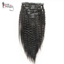 Kinky Straight Clip In Human Hair Extensions Mongolian Remy Hair 100% Human Natural Hair Ever Beauty     Wholesale Priced Wigs, Extensions, And Bundles!     FREE Shipping Worldwide     Get it here ---> http://humanhairemporium.com/products/kinky-straight-clip-in-human-hair-extensions-mongolian-remy-hair-100-human-natural-hair-ever-beauty/  #hair_weaves