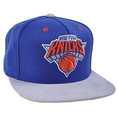 9ac8cf2e4d4 Mitchell Ness NBA New York Knicks Team Basketball Corduroy Visor Strapback  Hat