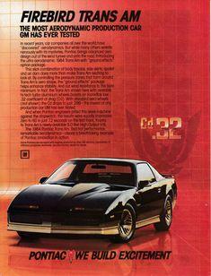 Directory Index: Pontiac & Us Cars, Sport Cars, Kitt Car, Pontiac Cars, Chevrolet Camaro, Car Brochure, Pontiac Firebird Trans Am, Car Advertising, Vintage Ads
