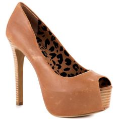 Carri - Tan Luca Leather by Jessica Simpson