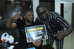 Yoruba Films and Music Fair: YORUBA FILMS AND MUSIC FAIR 2017 ON THE MOVE.