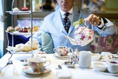From Neverland in Vancouver to the Windsor Arms in Toronto, we've scoured the country for the most unique and deluxe places to take an afternoon tea. High Tea, Afternoon Tea, Windsor, Toronto, Arms, Table Decorations, Travel, Viajes, Traveling