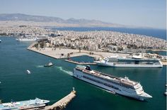 A new cruise terminal at Agios Nikolaos in Piraeus Port will be inaugurated on Monday, October 3.