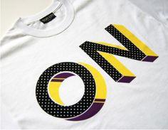 Soft City Clothing  Lancée fin 2012 par un spécialiste du sign painting, Soft City Clothing est un petit label londonien plein d'audace. Inspirée par l'art de la typographie traditionnelle, chaque création suit un processus manuel en plusieurs étapes. Conception, sérigraphie, découpe, thermocollage… puis couture des éléments. Un procédé original qui donne un produit de haute qualité et un style inimitable…  http://www.grafitee.fr/tee-shirt/soft-city/  #lifestyle #fashion #type #Tshirts #UK