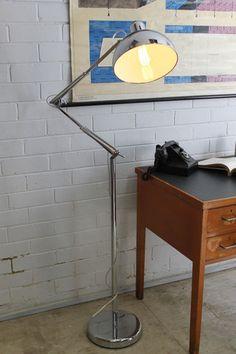 Retro floor lamp, retro design lighting from Fat Shack Vintage - Fat Shack Vintage - Fat Shack Vintage