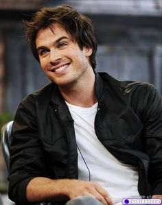 Ian Somerhalder -- from Lost.  I don't watch that Vampire issshh.