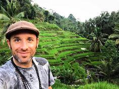 #Bali #explore #travel #scene #scenery #views #view #rice #ricefield #greenery #green #southeastasia #palmtrees #palmtree #nature #naturephotography #naturelover #selfie #selfies #selfiesunday #soultrekker