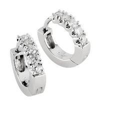 naisten timanttikorvakorut