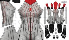 We only sell the digital patternsWe don't sell complete costumes with lycra sublimation techniqueThe File includes: The digital pattern design, a guide to resize and a tutorial to sewn patterns.Thanks for purchasing