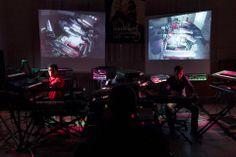 Alba Ecstasy & Nord: The Electronic Museum Concert. Live berlin school concert in april 2012, at the Szekler National Museum.