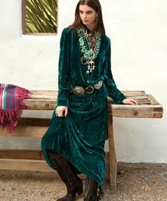 Rich Malachite Green Boot Skirt - Skirts - Apparel Collection