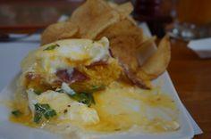 eggs benedict...we like it!