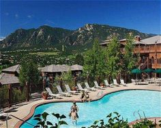 Cheyenne Mountain Resort Colorado Springs CO