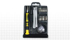 Jonard UD-2224 Sleeved Wire Unwrapping Tool with Yellow Plastic Handle 5-1//2 Length 5-1//2 Length Jonard Industries