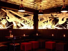 Photo of The Nightjar in London found on www.worldsbestbars.com - the site with a mission to locate and review the planet's finest bars