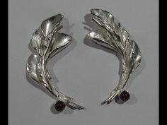 Steven Medhurst - Art Jeweller, Earrings