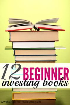 When you're a beginner, investing can be intimidating. That's why it's important to educate yourself. Here are 12 investing books beginners should read.