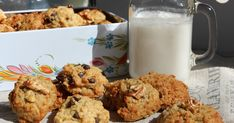 Que faire avec le résidu des amandes  après la fabrication du lait? Découvrez 3 déclicieuses recettes vegan de cookies à faire avec l'Okara!