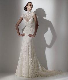 Elie Saab... los mejores diseños de vestidos de novia