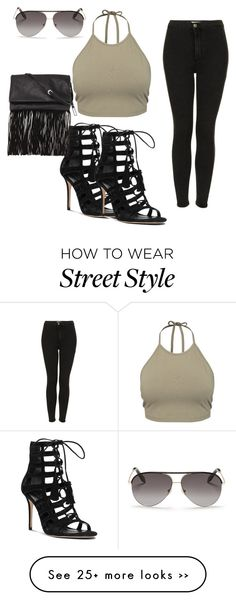 """Street style by Mckenzie stone"" by northwood on Polyvore"