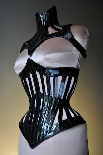 Lovesick Corsets. oooh. my body is a cage.