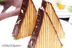 prajitura Homemade Cakes, Caramel, Deserts, Ethnic Recipes, Food, Diy, Crafts, Pies, Manualidades
