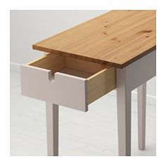 IKEA - NORRÅSEN, Laptop table, , Solid wood. $89.00  *****perfect for bedside desk/nighstand!!!!! *******