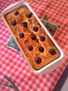 Gluten Free Cake || Blueberries, passion fruit, lemon