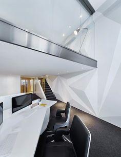 River Technology Digital City LOFT Apartment Office by C&C DESIGN CO., Foshan – China » Retail Design Blog