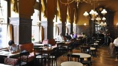 History of Viennese coffee house culture Coffee Culture, Traditional, History, House, Historia, Home, Homes, Houses