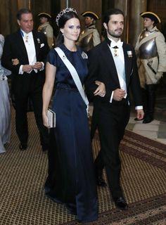 Prinsessan Sofia & Prins Carl Philip