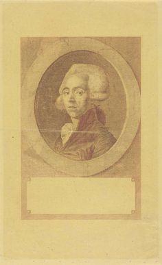 Pieter de Mare | Portret van Jean-Louis Baudelocque, Pieter de Mare, Le Camus, 1788 - 1790 | Portret van de verloskundige Jean-Louis Baudelocque.