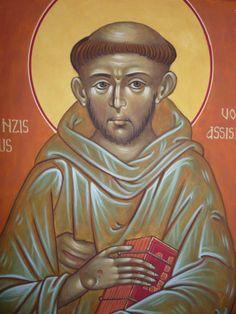 Heilige Franciscus
