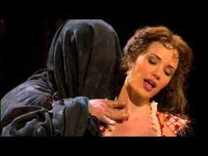 Sierra Boggess and Ramin Karimloo - The Point of No Return - Phantom 25th Royal Albert Hall - YouTube