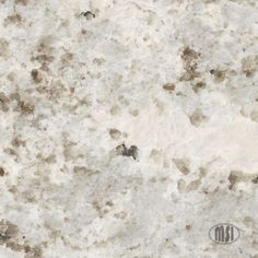 Alaska White Granite Slab - depends on the slab. I would only use this granite if it was not too busy, slabs vary a lot as it's a natural stone. White Granite Countertops, Outdoor Kitchen Countertops, Kitchen Countertop Materials, Granite Kitchen, New Kitchen, Kitchen Ideas, Kitchen Counters, Kitchen Reno, Kitchen Updates