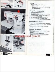 brother xl703 instruction manual free