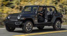 2018 Jeep Wrangler Pricing Starts At $28190