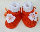 knitted baby booties, baby slippers knitted, crocheted baby booties, baby slippers knitted slippers girl, baby shoes knitted