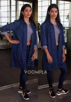 Pooja Hegde style file. via Voompla.com