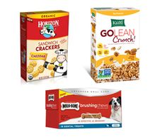 New Coupons: Horizon Snack Crackers, Kashi Cereal, Milk-Bone   More!